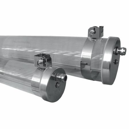 Luminaria Alumbrado Industrial Comercial